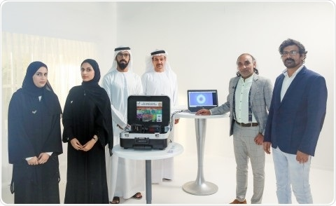 UAE develops laser-based technology for faster, mass-scale coronavirus screening