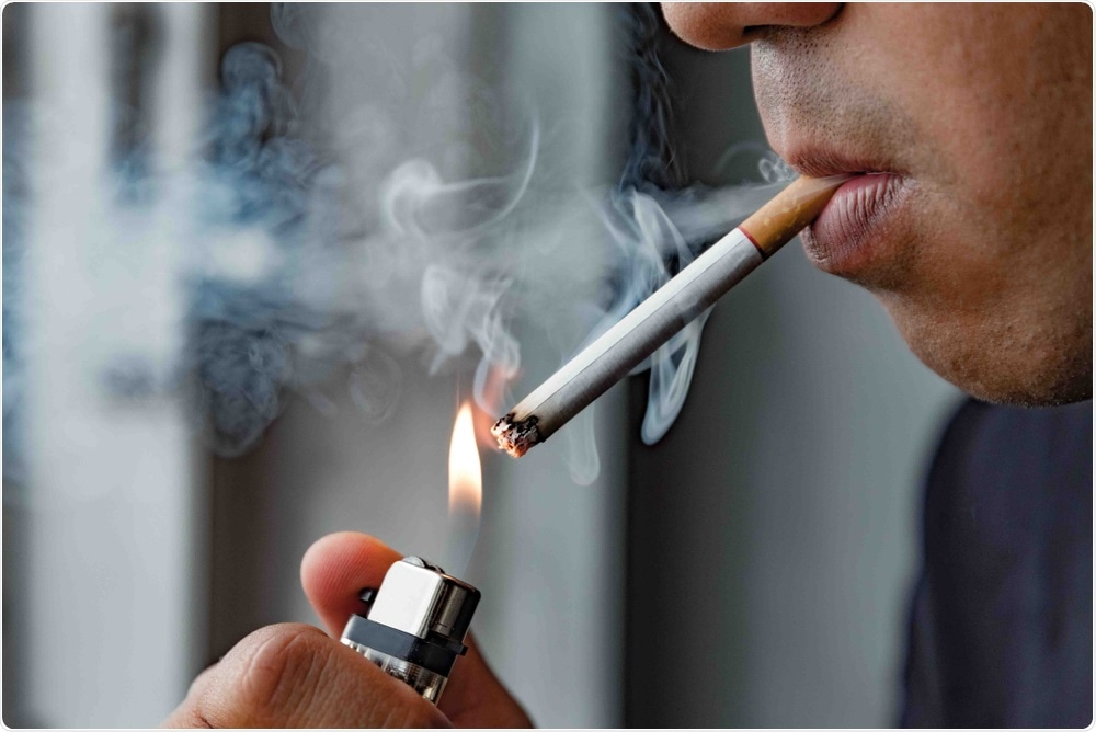 Study: Smoking and the risk of COVID-19 in a large observational population study. Image Credit: Nopphon_1987 / Shutterstock