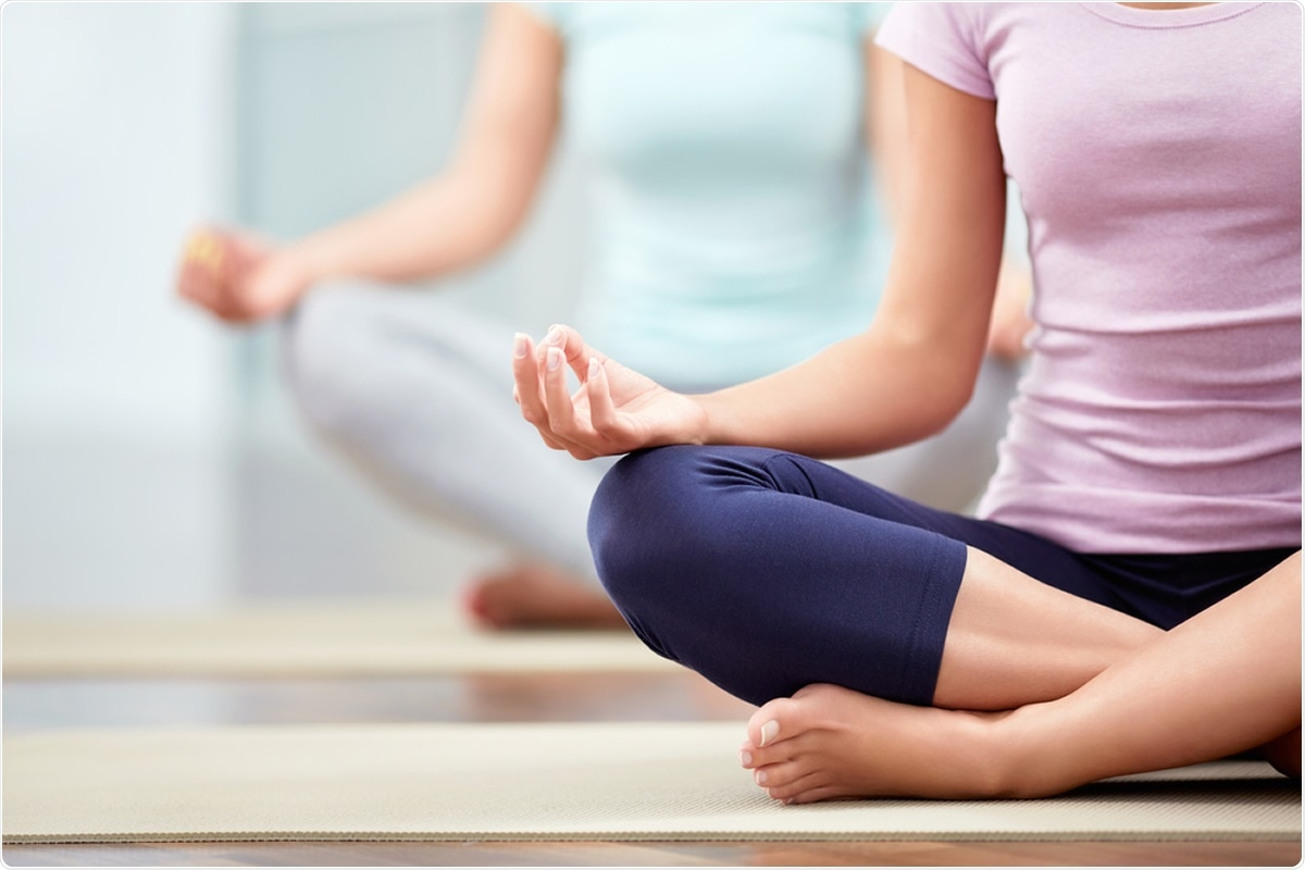 Efficacy of Yoga vs Cognitive Behavioral Therapy vs Stress Education for the Treatment of Generalized Anxiety Disorder A Randomized Clinical Trial. Image Credit: AboutLife / Shutterstock