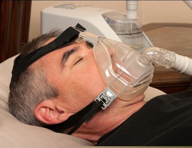 Sleep apnea increases risk of severe COVID 19