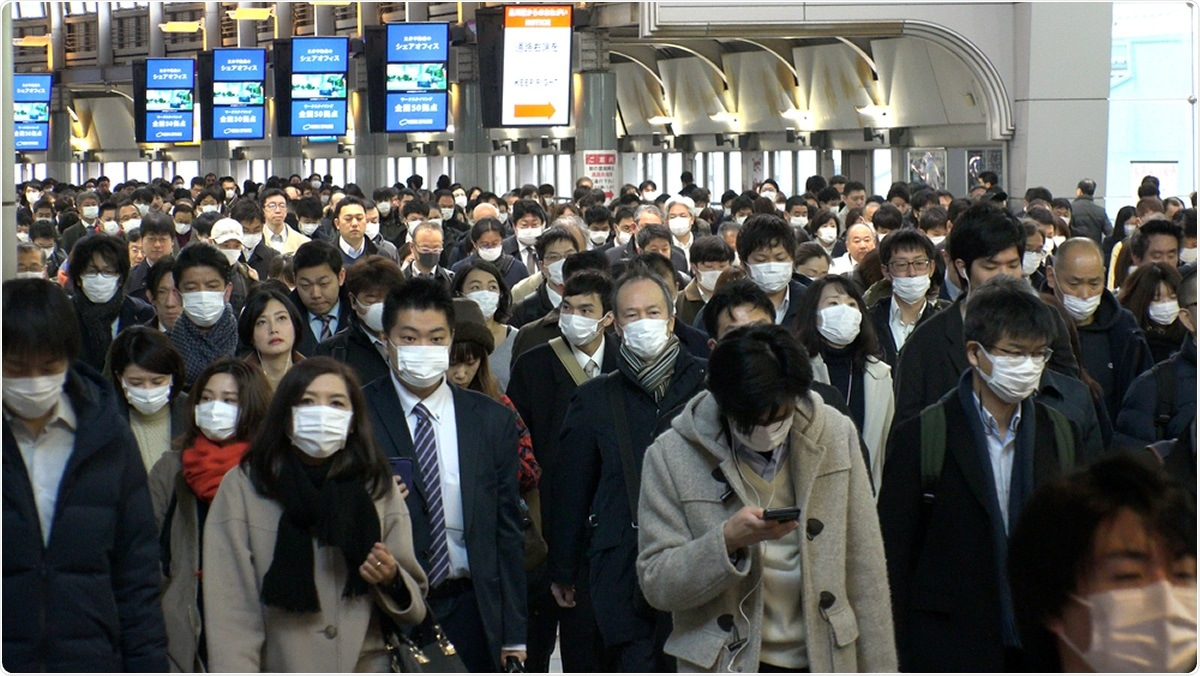 Study: Dynamic Change of COVID-19 Seroprevalence among Asymptomatic Population in Tokyo during the Second Wave. Image Credit: StreetVJ / Shutterstock