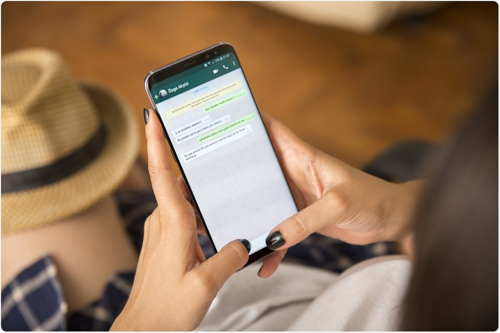 Study: Tracking WhatsApp behaviors during a crisis: A longitudinal observation of messaging activities during the COVID-19 pandemic. Image Credit: Nadir Keklik / Shutterstock