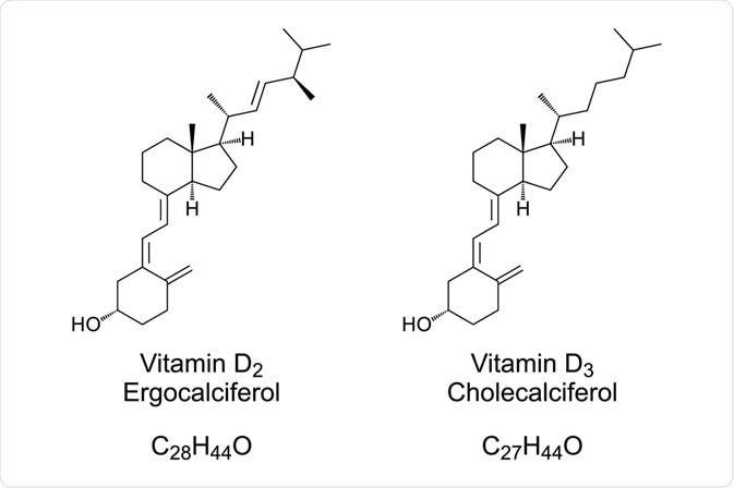 Biochimica di vitamina D
