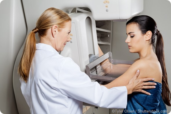 Breast Cancer Mammogram - Tyler Olsen