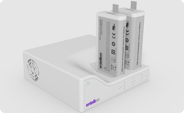 Battery technology for medical industries