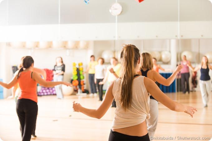 Classe de dança