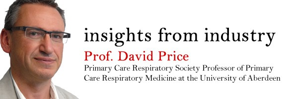 COPD treatments: an interview with Professor Price, University of Aberdeen