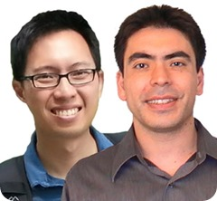 Dr Loke and Dr Cadwell