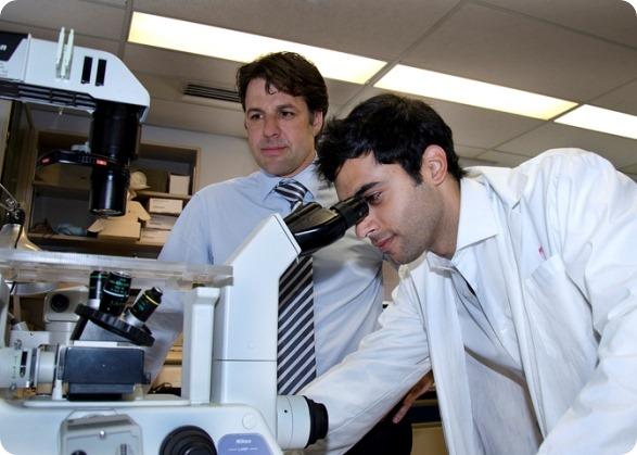 Dr. Lorenzo Ferri and Dr. Jonathan Cools-Lartigue 1