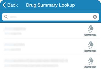 Drug Look-up
