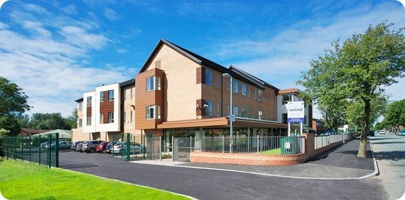 EachStep Dementia Centre, Blackley