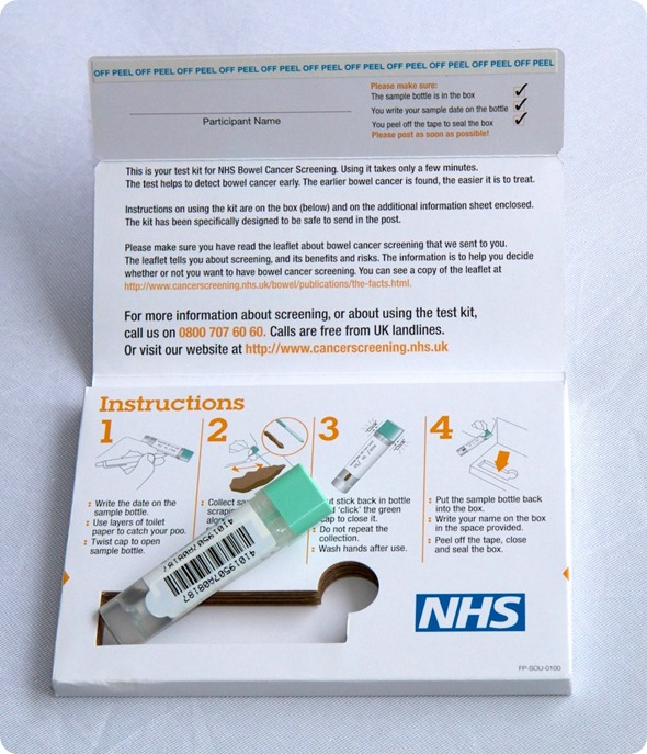 Could A New Test Improve Bowel Cancer Screening Uptake An
