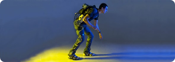 Wearable Exoskeleton H2