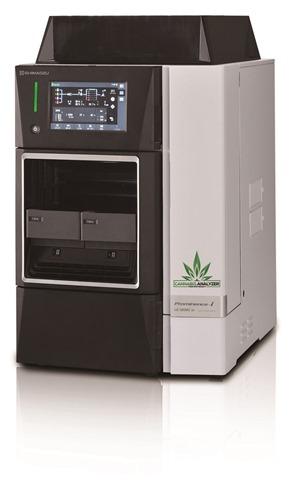HPLC Cannabis Analyzer For Potency Shimadzu