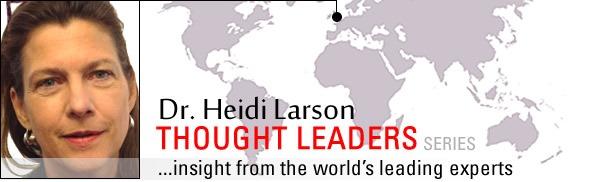 Heidi Larson ARTICLE IMAGE