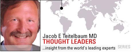 Jacob E Teitelbaum MD