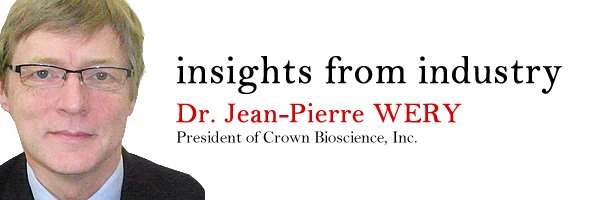 Jean-Pierre Wery ARTICLE IMAGE