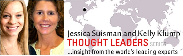 Jessica Suisman and Kelly Klump ARTICLE IMAGE