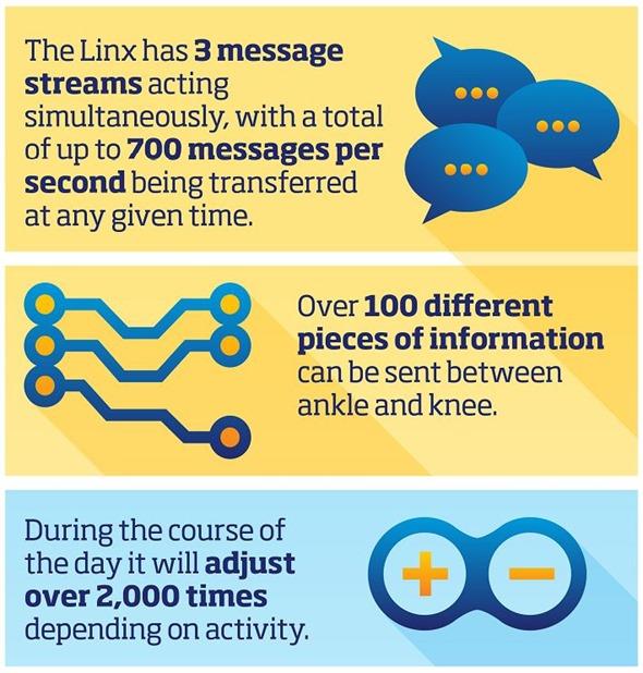 Linx prosthetic