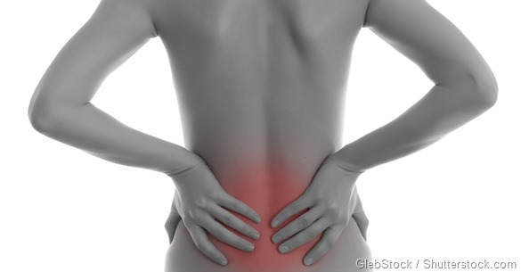 Lower back pain - 590