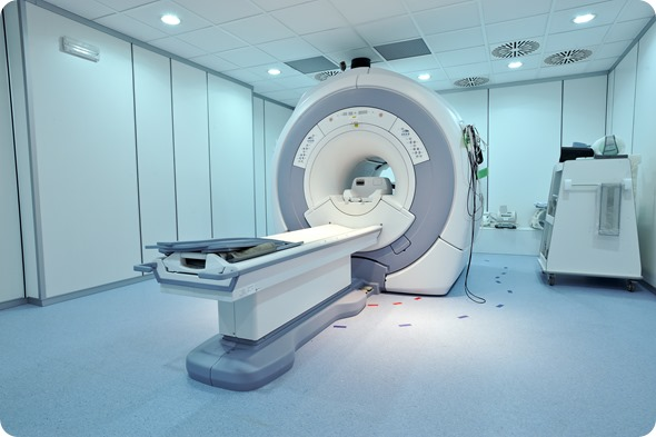 MRI Scanner Morgan Advanced Ceramics