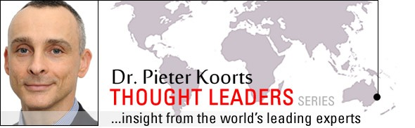 Pieter Koorts ARTICLE IMAGE