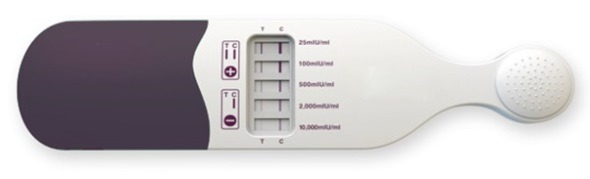 Semi-quantitative pregnancy tests: an interview with Dr  Paul