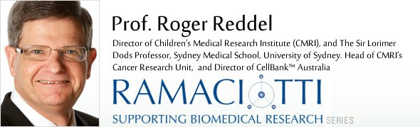 Roger Reddel ARTICLE IMAGE