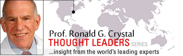 Ronald G. Crystal Article Image