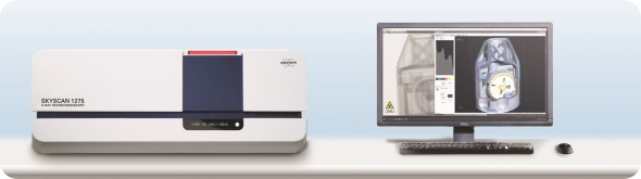 SKYSCAN 1275 micro CT scanner
