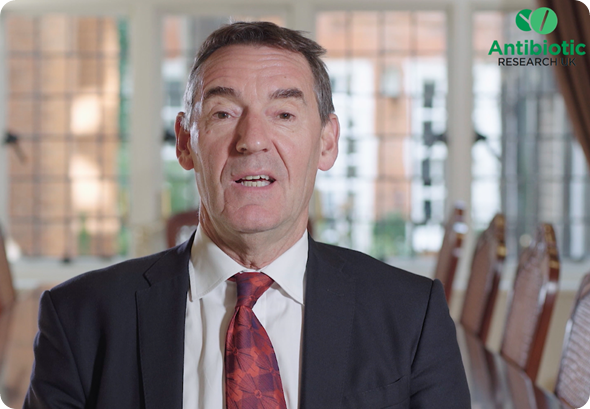 Jim O'Neill Antibiotic Research