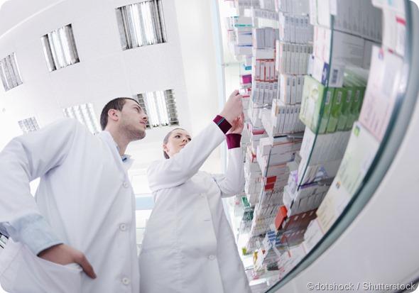 Entrenamiento auxiliar del farmacéutico