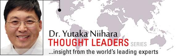 Yutaka Niihara Article Image