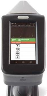 Z-300 handheld analyzer