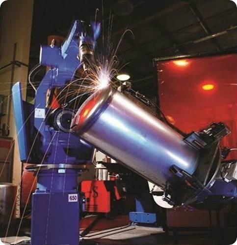Automatic autoclave welding