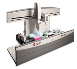 Beckman Coulter's Biomek 4000 Laboratory Automation Workstation