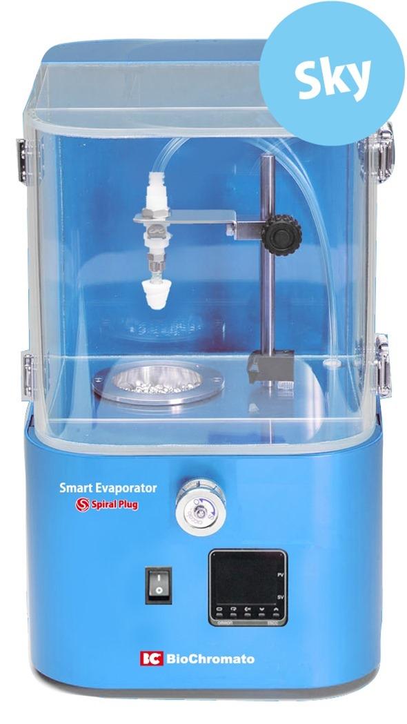 Smart Evaporator from BioChromato