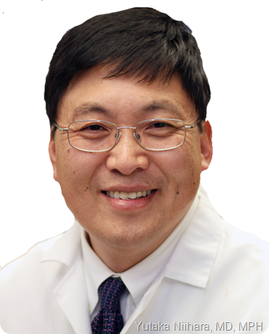 El Dr. Niihara