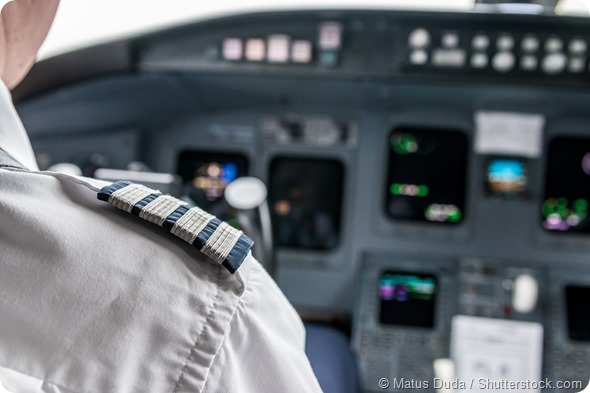Hundreds of airline pilots report depressive symptoms and suicidal thoughts, says survey