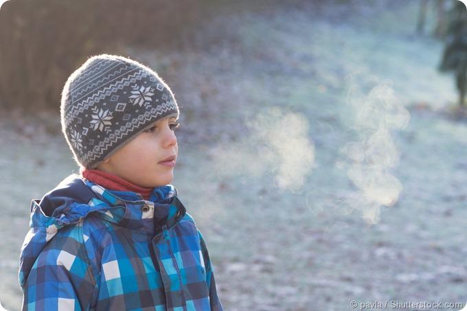 Child breath