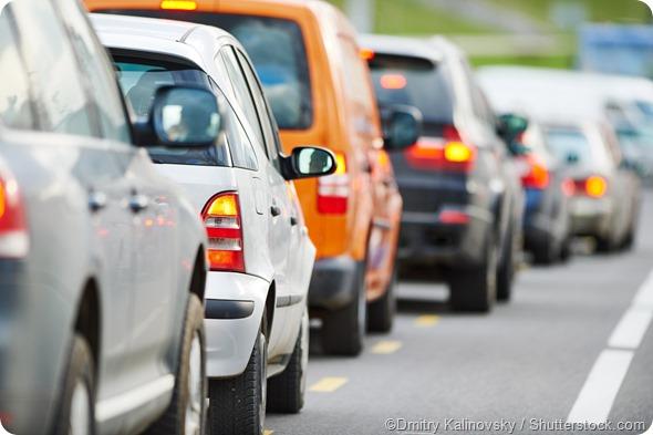 traffic jam noise pollution